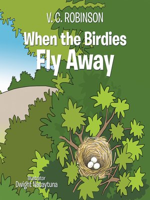 cover image of When the Birdies Fly Away